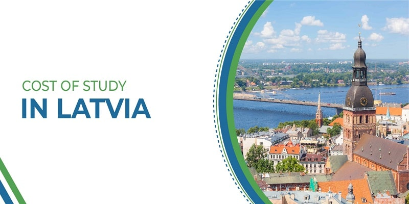 Cost of Studying in Latvia