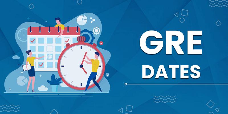 GRE Dates