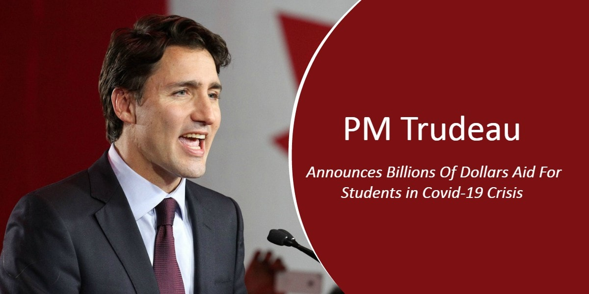 Funds for students in canada during Covid-19
