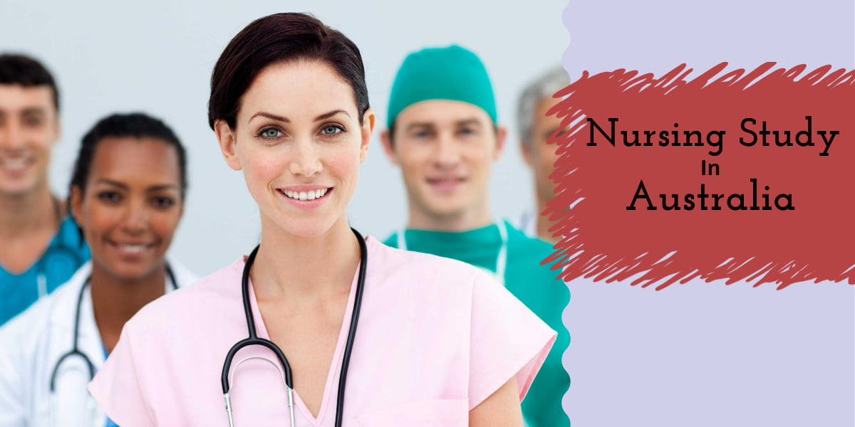 Nursing study in Australia