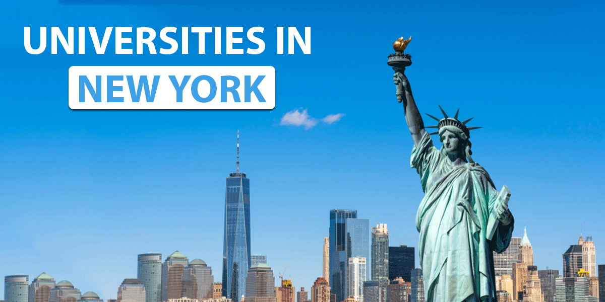 Universities in New York