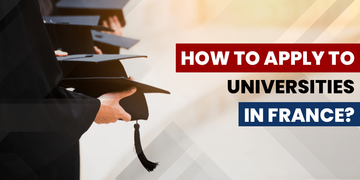 How to apply to universities in France