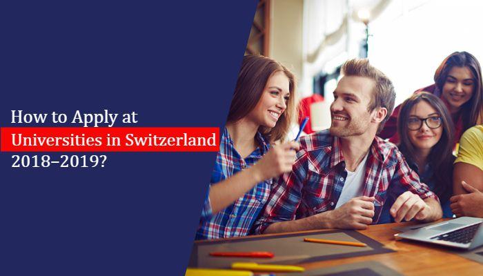 How to Apply to Universities in Switzerland