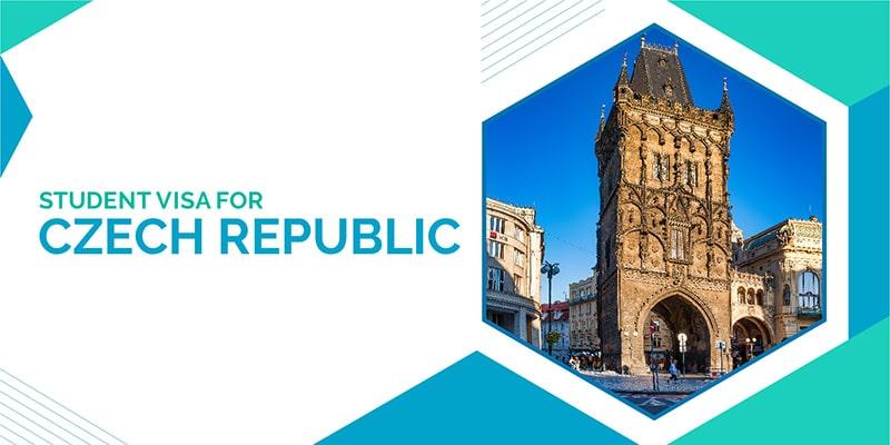 Student visa for Czech Republic