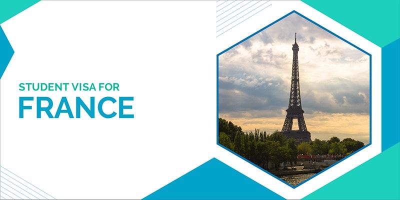 Student visa for France