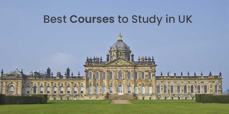 Best courses to Study in UK