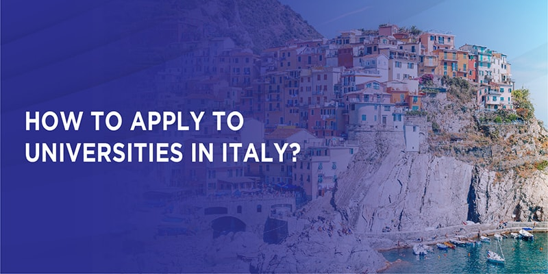 How to apply to Universities in Italy?