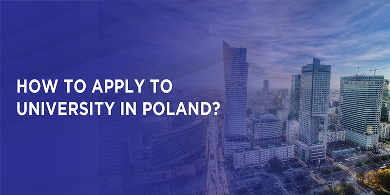 How to apply to University in Poland?