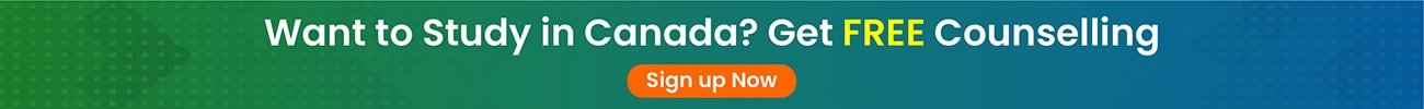 Want to Study in canada? Get free counselling.