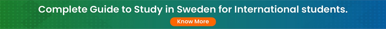 Complete Guide to Study in Sweden for International students