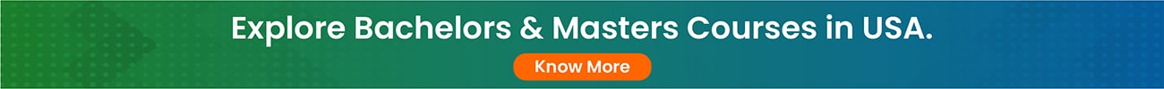 Explore Bachelors & Masters Courses in USA