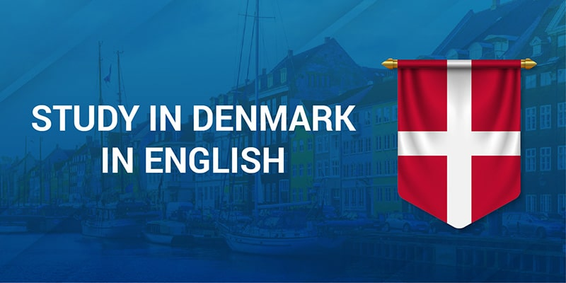 Study in Denmark in English