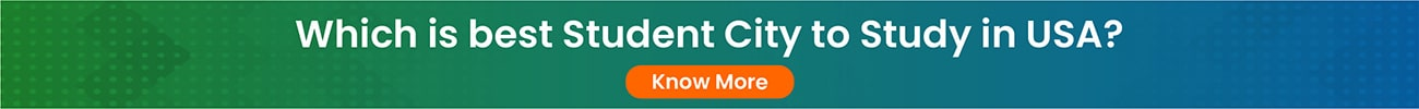 Which is best Student City to Study in USA