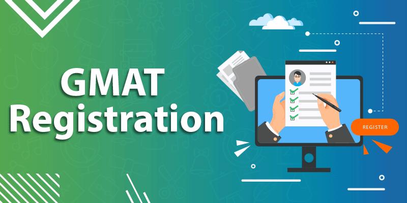 GMAT Registraion