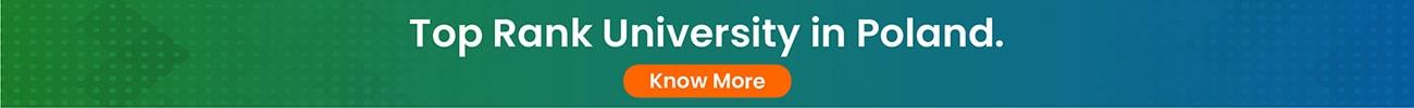 Top Rank University in Poland