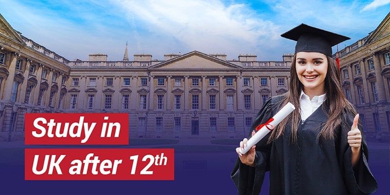 Study in UK After 12th