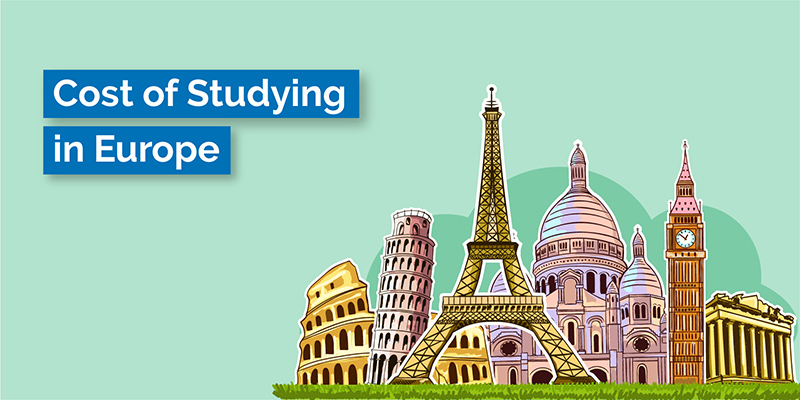 Cost of Studying in Europe