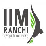 Indian Institute of Management (IIMR) Ranchi