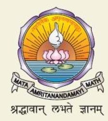 Amrita Vishwa Vidyapeetham University (Amrita School of Engineering)
