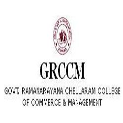 Govt. Ramanarayana Chellaram College of Commerce & Management