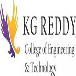 K G Reddy College Of Engineering & Technology