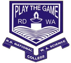 R. D. National & W. A. Science College