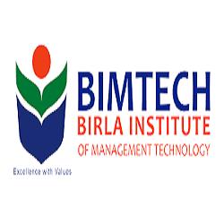 Birla Institute of Management Technology, Greater Noida (BIMTECH)