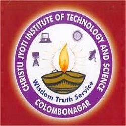 Christu Jyoti Institute of Technology & Science, Warangal