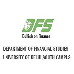 Department of Financial Studies University of Delhi (DFS DU)