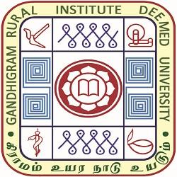 Gandhigram Rural Institute ,Tamilnadu