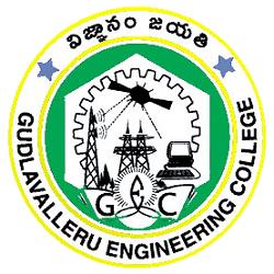 Gudlavalleru Engineering College, (GEC) Andhra Pradesh