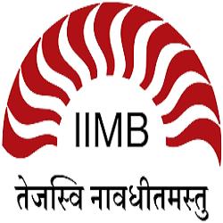 Indian Institute of Management (IIMB) Bangalore