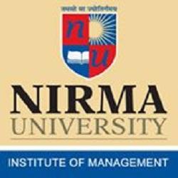 Institute of Management, Nirma University (IMNU Ahmedabad)