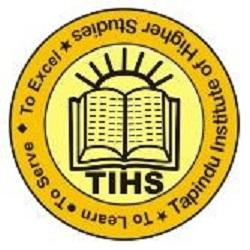 Tapindu Institute of Higher Studies.